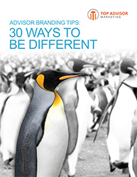 30 Ways to be Different