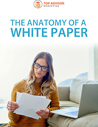 Anatomy of a Whitepaper