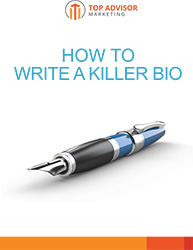 How To Write A Killer BIO