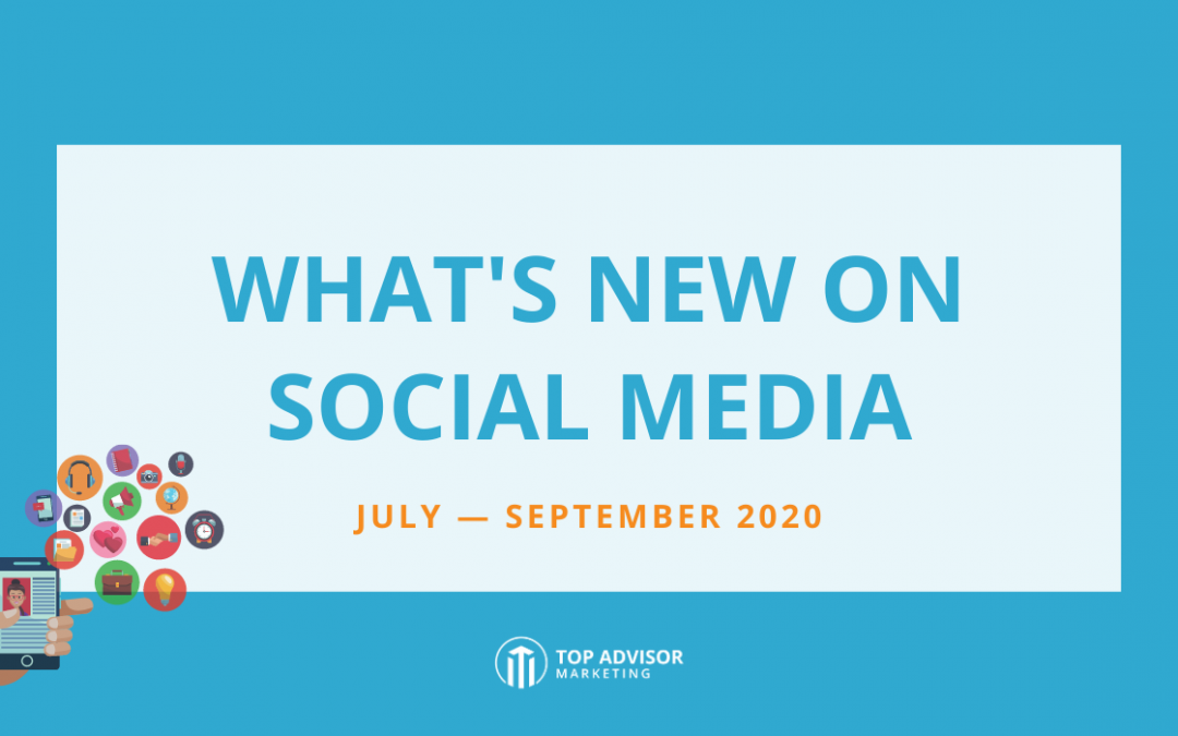 Social Changes Report 2020 Q3