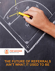 The Future of Referrals Ain't What it Used to Be