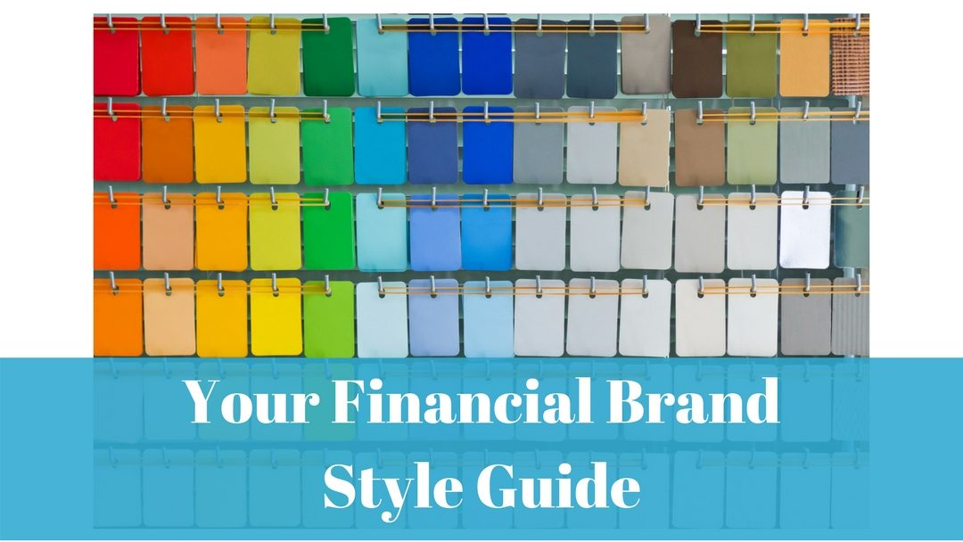 Financial Brand Style Guide