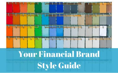 Your Financial Brand Style Guide:
