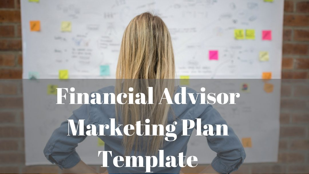 Advisor Marketing Plan Template