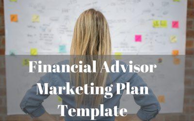 Advisor Marketing Plan Template