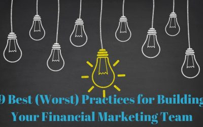 9 Best Practices for Building Marketing Team