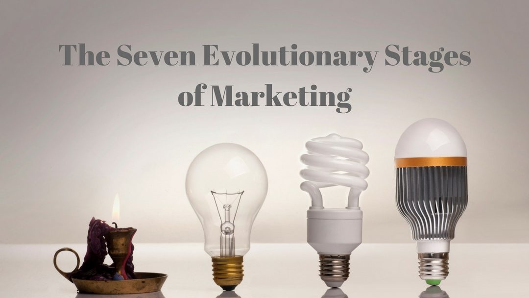 The Seven Evolutionary Stages of Marketing