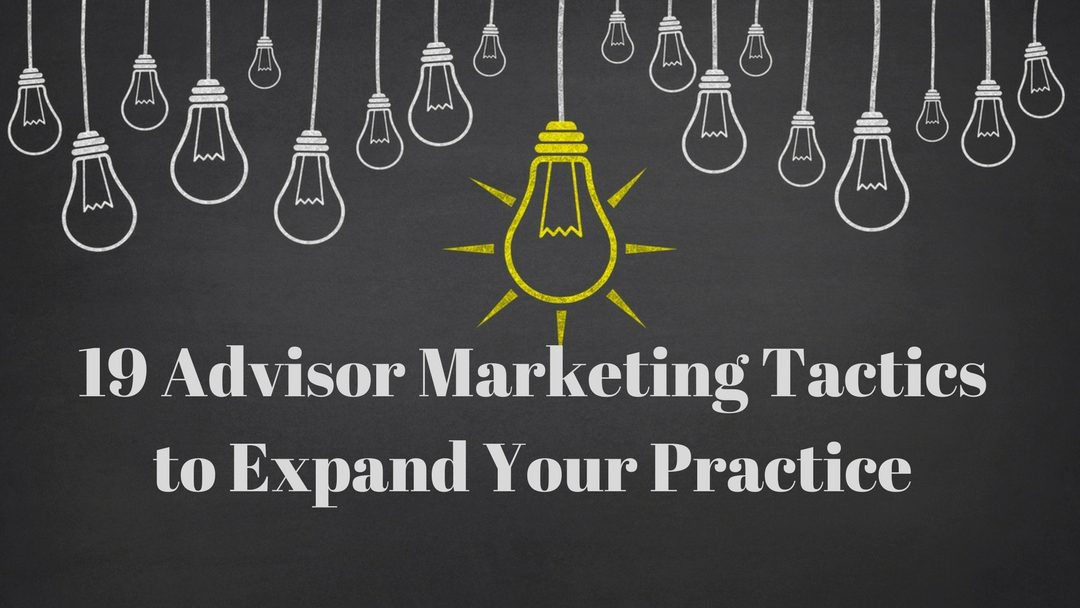 19 Marketing Tactics to Expand Your Practice